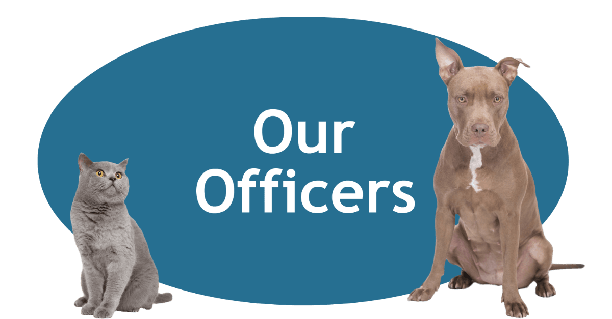 Our Officers Page Banner