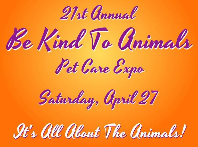 CLICK HERE for more information about Be Kind To Animals